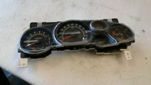 Speedometer Cluster Mph 6 Cylinder From 5 08 Fits 08 Tundra 2026350