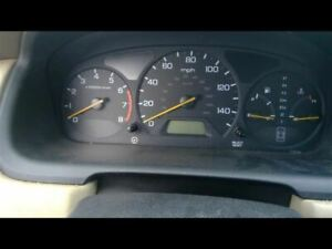Speedometer Cluster Coupe Us Market Fits 98 02 Accord 104715
