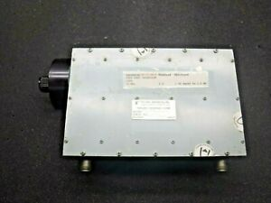 Telonic Berkeley Tunable Bandpass Filter Model Ttf72 5 5ee