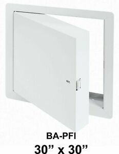 Access Door Panel 30 X 30 Inch Fire Rated Insulated Brand New Unopened Box