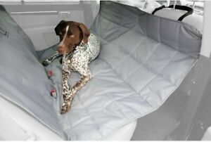 Petego Pet Hammock Car Seat Cover Protector Mat Waterproof Dog Cat Rear Seat