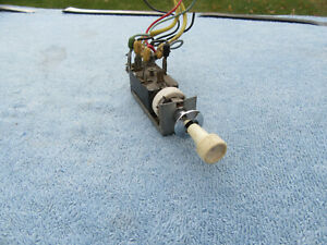 1958 Ford Fairlane 500 Headlight Switch