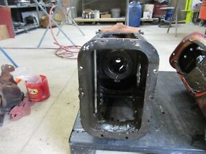 Used Ford 9n 2n Tractor Front Transmission Housing Case One Cover Hole 9n7005b