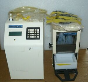 Brandel Pxr 96 ms Micro Dispenser Programmable Plate With Controller