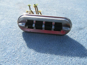 1951 1952 1953 1954 Lincoln Mercury Power Window Gang Switch