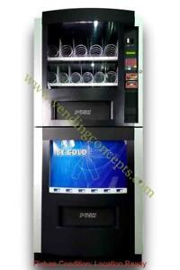 Fortune Resource Rs 800 Combo Vending Machine
