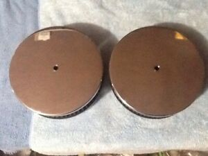 53 62 Chevy Corvette 2x4 Wcfb Air Cleaners Rat Rod New K N Filters