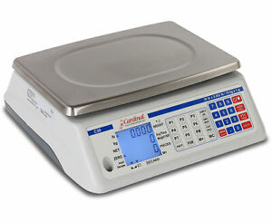 Cardinal C30 Electronic Counting Scale 30 Lb X 0 002 Lb