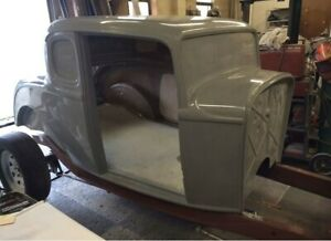 1932 32 Ford 5 Window Coupe Body American Graffiti Hot Rod Streetrod Project