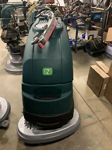Tennant Nobles Ss 5 28 Battery Floor Scrubber New Batteries