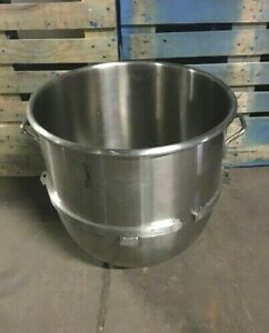 140qt Stainless Steel Bowl For Hobart V1401 Classic Mixers used