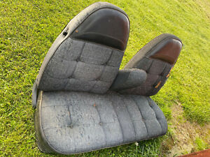1973 1974 73 74 Dodge Charger Bench Seat Used
