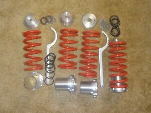 New Dropzone Coilover Kit For 00 04 2wd Mitsubishi Eclipse Coilovers