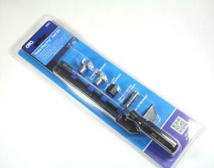 Otc 5961 Drain Plug Pro Tool Kit With 4 Attachments Mercedes Bmw Most Vehicles