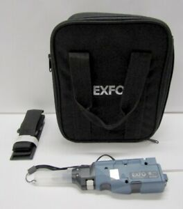 Exfo Fip 435b Ver F Fiber Inspection Probe Fiberscope Usb July 2015 W Case