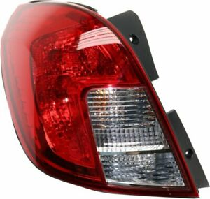 Tail Lamp Lh For Captiva Sport 13 15 Fits Gm2800271c 22842245 Repc730356q