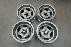Ansen Sprint Wheels Rims Vintage Original Size 15x10 And 15x8 5