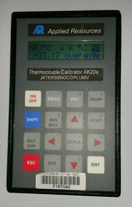Universal Thermocouple Calibrator