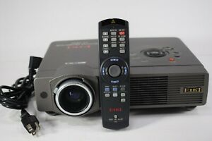 Eiki Lc sb20 Portable Projector With Remote