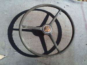 34 35 36 37 38 39 40 41 46 Chevy Pu Truck Steering Wheel Hot Rat Rod Gmc