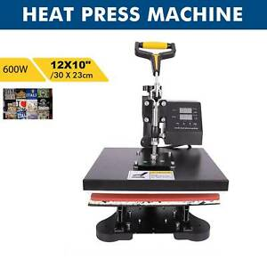 30x23cm Sublimation Transfer Printing Heat Press Machine For T shirt Printer