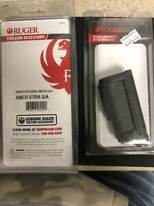 RUG AMERICAN BOLT ACTION MAG 223 300AAC 5RD MAG ONLY $35.99