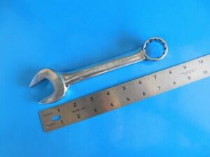 Used Snap On Tools 1 Inch Short 12 Point Combo Wrench Oex320