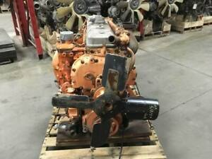 Detroit 4 71 Diesel Engine Non Turbo 4 Cylinder All Complete And Run Tested