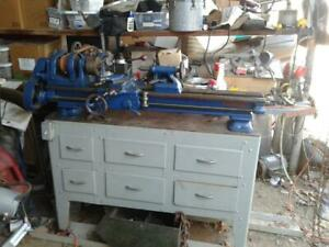Vintage 9 South Bend Engine Lathe