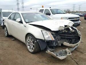 Driver Front Seat Excluding V Series With Power Lumbar Fits 09 Cts 17324