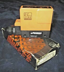 Ifm Opto efector Os 5018 ost fpkg Photoelectric Sensor Switch