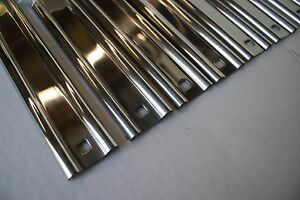 1954 1955 1956 1957 1958 59 Chevrolet Truck Short Bed Stainless Bed Strips 7 Pc
