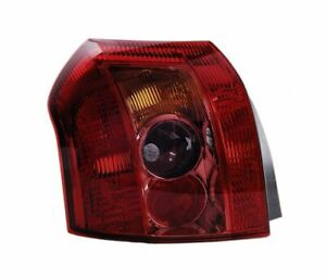 Toyota Corolla Saloon Hatchback 2004 2007 Red Vt1131l Left Rear Light Tail