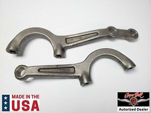 Super Bell Forged Dropped Steering Arm Set For 1928 34 Ford plain