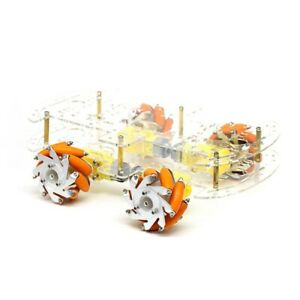 4wd Smart Robot Car Chassis Kit Tt Motor 60mm Wheel Double Board For Arduino Diy