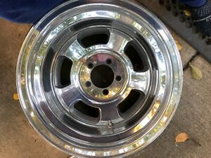 Mickey Thompson 15x10 Slot Mag Wheels