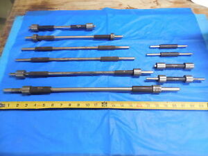 Lot Mitutoyo Micrometer Standards For Calbrating Inspection Tools Calipers Etc