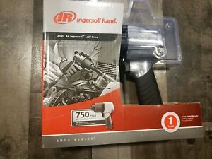 Ingersoll Rand 1 2 Inch Drive Air Compressor Impact Wrench Bolting Power Tool