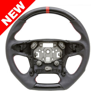 Handkraftd 15 16 17 18 19 Chevrolet Silverado Hydro Flat Bottom Steering Wheel