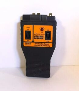 Actron Ford Code Scanner Cp9015 Lincoln Mercury