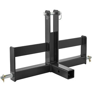 Tractor Drawbar With Suitcase Weight Brackets 3 Point 2 Receiver Catagory 1