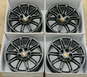 21 Porsche Cayenne 2014 2015 2016 2017 2018 21 Factory Oem Wheels Rims 67408
