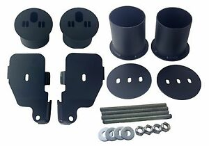 Air Ride Suspension Front Rear Bag Brackets For 1965 70 Chevy Impala No Bags