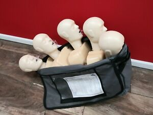 5 Pack Cpr Prompt Manikins For Training Free Shipping