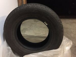 Goodyear Snow Tires 195 70 14 Used For Only 713 Miles pickup Only 14850