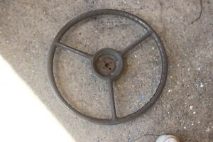 1946 1947 1948 Dodge Car Truck Original Steering Wheel Nice Br