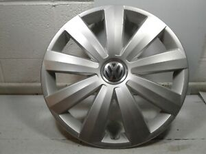 12 13 14 15 16 Vw Passat And Vw Eos 9 Spoke Wheel Cover 16 Inch