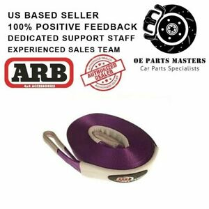 Arb 4x4 Accessories Winch Extension Strap 9900 Lb Capacity Arb720lb