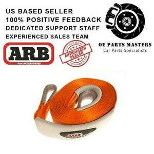 Arb 4x4 Accessories 30ft Snatch Strap 24 000lb Arb710