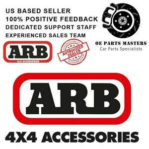 Arb 4x4 Accessories Flip Up License Plate Kit For Summit Bull Bar 3500630